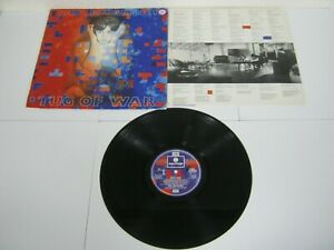 RECORD ALBUM PAUL MCCARTNEY TUG OF WAR 223