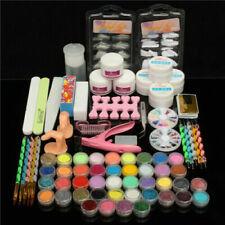 Smalti semipermanenti e prodotti gel kit, set per manicure e pedicure