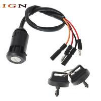 ATV Ignition Key Switch For Honda FourTrax 300 TRX300 300FW 1988 1989 1990-2000