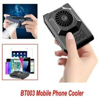 Portable Mini Mobile Phone Cooler For Tablet Ipad Smartphone Heat Sink Air Fan