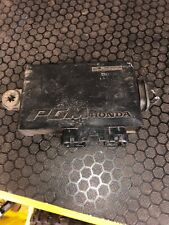 Honda Crm 250 Cdi Unit Black Box Brain Box
