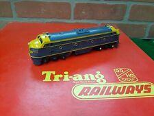 Triang Hornby DED R159 Trans Australia Diesel Locomotive