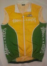 Giessegi Cycling Jersey Vest Shirt Italy Mens Medium Lg Wind Water Repellant New