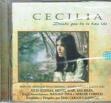 Cecilia  Desde Que Tu  Te Has Ido   BRAND  NEW SEALED  CD