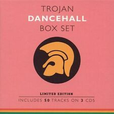 Trojan Dancehall Box Set 3-CD, 2000, Box, Cardsleeve