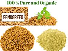 100 % Pure Organic Fenugreek Seeds and Powder From Sri Lanka