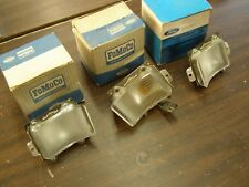 NOS OEM Ford 1966 Galaxie 500 XL LTD Park Light Lamps Lenses Housings 7 Litre