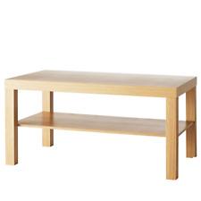 *New* LACK  Coffee table, oak effect, 90x55 cm 801.113.39 *Brand IKEA*