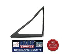 FORD FALCON XR XT XW XY RIGHT FRONT DOOR QUARTER GLASS SEAL  GT GTHO GS