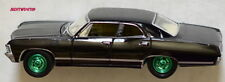 Greenlight Hollywood Supermatural 1967 Chevy Impala Sport Sedan Verde Macchina
