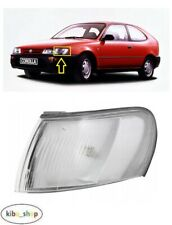 FOR TOYOTA COROLLA E10 1992 - 1998 NEW FRONT PARKING LIGHT LAMP LEFT N/S