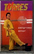 MAX TORRES - PELIGRO DE AMOR - CASSETTE NEW