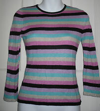 Topshop Crew Neck Casual Petite Tops & Shirts for Women