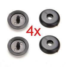 MERCEDES-BENZ SEAT BELT BUCKLE BUTTONS HOLDERS STUDS RETAINER STOPPER REST X4