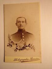 Metz - Diedenhofen - Soldat in Uniform - Portrait / CDV
