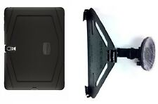 SlipGrip Car Mount For Samsung Galaxy Tab S 10.5 Using OtterBox Defender Case