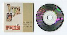 Scritti Politti 3 INCH-cd-maxi THE WORD GIRL flesh & blood MIX ©1988 EU-3-track