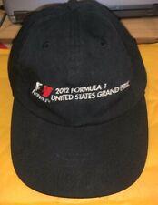INAUGURAL 2012 FORMULA 1 UNITED STATES GRAND PRIX, RACING CAP, AUSTIN, TEXAS
