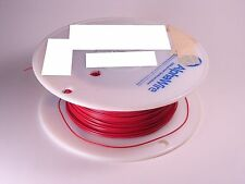 1855-3 Alpha Wire PVC 22 AWG 7 X 30 Red 685' Partial NOS