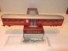 BEMO 3284 125, Personenwagen der RhB, 2.Klasse, B 2335, sehr gut erhalten!! OVP