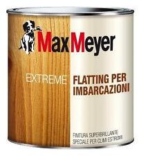 MAX MEYER EXTREME FLATTING PER IMBARCAZIONI finitura brillante legno