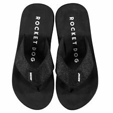 Womens Rocket Dog Adios Flip Flops New