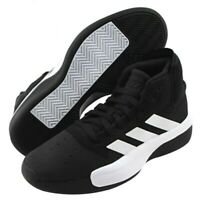 NEW Adidas Pro Adversary Black/White Size 8 Men's BB7806