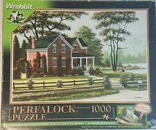Wrebbit Perfalock Jigsaw Puzzle Summer Joy Bill Saunders 1000 Pieces 68x46cm