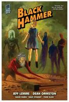 Black Hammer Library Edition Volume 1 Hardcover Dark Horse Comics Lemire HC