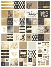 Simple Stories  SNAP Collection SNAP Pack GOLD 7057