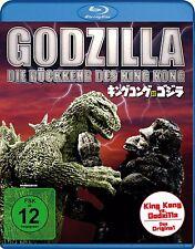 Godzilla - Die Rückkehr des King Kong (1962) - King Kong vs. Godzilla - BLU-RAY