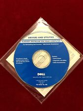 Dell Precision M60 Mobile Workstation CD - Drivers & Utilies