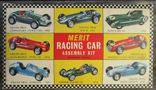 Vintage 1/24 Merit 1956 Aston Martin DB3S Le Mans Mint Kit - Collectors Look!