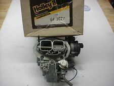 HOLLEY REMAN CARBURETOR R9730 1978-1979 OMNI HORIZON 1.7L ENGINE