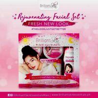 Brilliant Skin Essentials Rejuvenating Facial Set ( USA seller🇺🇸)
