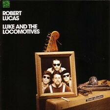 Luke & Locomotives - Robert Lucas (1993, CD NIEUW)
