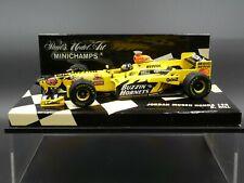 Minichamps 1:43 Damon Hill Jordan 198 F1 1998 430980009