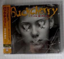 BUCKCHERRY - Time Bomb JAPAN CD OBI UICW-1005