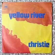 "13151 45 giri - 7"" - Christie - yellow river - down the Mississipi line"