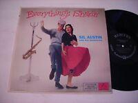 Sil Austin Everything's Shakin' 1957 Mono LP VG++
