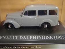 1955 Renault Juvaquatre Dauphinoise Stationwagon IXO