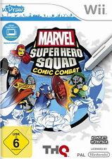 Nintendo Wii Spiel ***** Marvel Super Hero Squad Comic Combat (uDraw) ***NEU*NEW