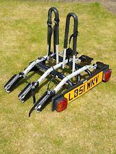 Thule towbar bike carrier tow bar for 3 cycles