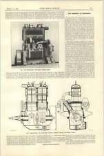 1921 RECORD motore a due tempi sezioni