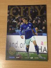 Leicester City Football Club V Aston Villa PREMIER LEAGUE 10 January 2015