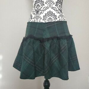 Lip Service Plaid Skirt