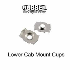 1953 1954 1955 1956 Ford Truck Lower Cab Mount Cups