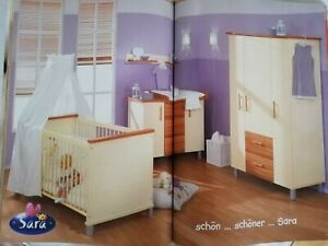 Paidi Sara Baby- / Kinderzimmer