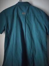 Pacific Uniforms Hannaford Mens' Long Sleeve Button Front Shirt Size XL (B3)