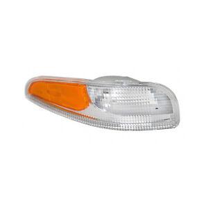 97-04 C5 Corvette Front Bumper Turn Signal Parking Lamp Light RH LOOSE INSERT